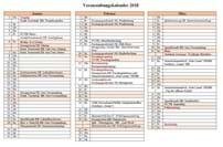 Jahreskalender als PDF-Datei